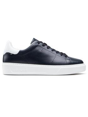 Woolrich Woolrich Sneakersy WFM211.020.2010 Granatowy