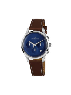 Jacques Lemans Jacques Lemans Часовник 1-2067C Кафяв