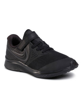 Nike Nike Παπούτσια Star Runner 2 (PSV) AT1801 003 Μαύρο