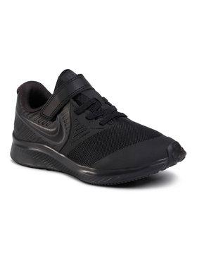 Nike Nike Topánky Star Runner 2 (PSV) AT1801 003 Čierna