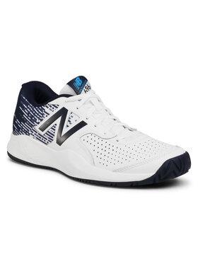 New Balance New Balance Обувки MC696WB3 Бял