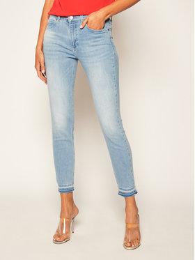Calvin Klein Calvin Klein Skinny Fit džíny Ankle K20K201993 Modrá Skinny Fit