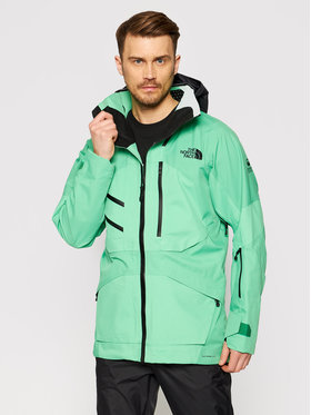 The North Face The North Face Lyžiarska bunda Brigandine NF0A3M1VJY81 Zelená Regular Fit