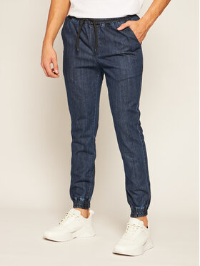 Diamante Wear Diamante Wear Jeans Jogger Fit 4962 Bleu marine Regular Fit