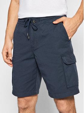 Emporio Armani Emporio Armani Pantaloncini di tessuto 211835 1P471 06935 Blu scuro Regular Fit