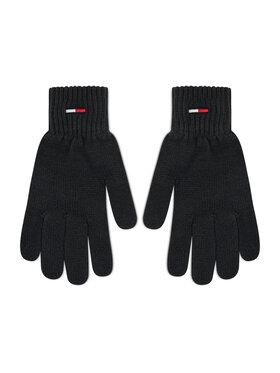 Tommy Jeans Tommy Jeans Mănuși pentru Bărbați Tjm Basic Gloves AM0AM07937 Negru