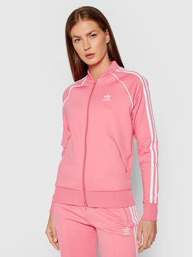 adidas adidas Bluza Primeblue Sst Track H34591 Różowy Regular Fit
