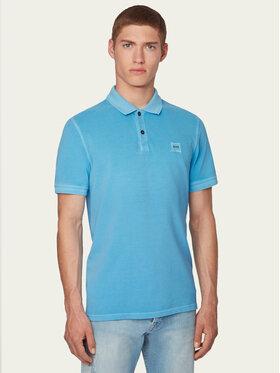 Boss Boss Polo Prime 50378365 Niebieski Slim Fit