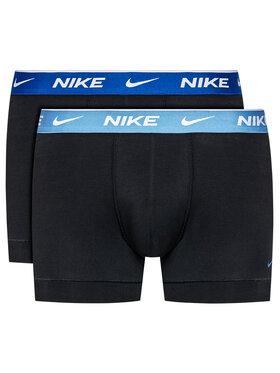 Nike Nike Komplektas: 2 poros trumpikių Everyday 0000KE1085 Juoda