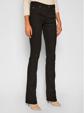 Victoria Victoria Beckham Victoria Victoria Beckham Jeans Bootcut 2320DJE001374B Nero Regular Fit