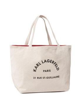 KARL LAGERFELD KARL LAGERFELD Дамска чанта 201W3138 Бежов