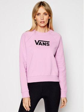Vans Vans Bluză Flying VN0A47TH Violet Regular Fit