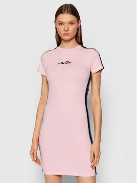 Ellesse Ellesse Φόρεμα καθημερινό Rigi SGK08448 Ροζ Slim Fit