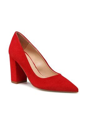 Solo Femme Solo Femme Κλειστά παπούτσια 75403-8A-G13/000/04/00 Κόκκινο