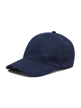 4F 4F Kepurė su snapeliu H4L21-CAM005 Tamsiai mėlyna