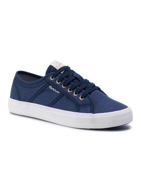 Gant Gant Sneakers aus Stoff Pinestreet 20538513 Dunkelblau