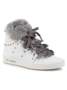 Eva Minge Eva Minge Sneakersy EM-10-06-000487 Bílá