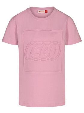 LEGO Wear LEGO Wear T-Shirt LWTobias 313 22338 Ροζ Regular Fit