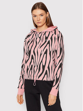 Fila Fila Sweatshirt Empla Aop 689124 Rose Regular Fit