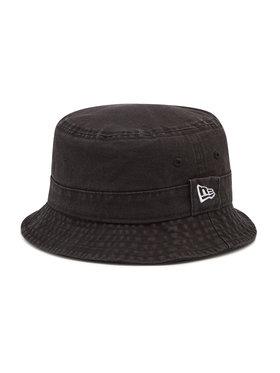 New Era New Era Klobouk bucket hat Essential 60112747 Černá