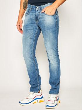 Baldessarini Baldessarini Slim fit džínsy John 16511/000/1273 Modrá Slim Fit