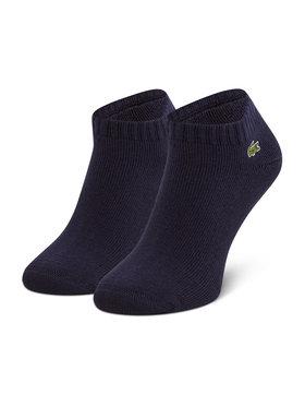 Lacoste Lacoste Nízké ponožky Unisex RA2061 Tmavomodrá