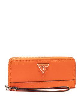 Guess Guess Portafoglio grande da donna Cordelia (Vg) Slg SWVG81 30460 Arancione