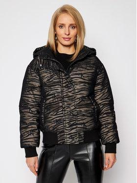 Calvin Klein Jeans Calvin Klein Jeans Pūkinė striukė Zebra J20J214853 Juoda Regular Fit