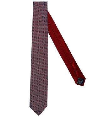 Tommy Hilfiger Tailored Tommy Hilfiger Tailored Kravata Micro Design Silk TT0TT07636 Červená
