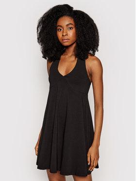 NA-KD NA-KD Sukienka codzienna 1018-006825-0002-003 Czarny Regular Fit