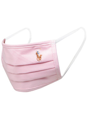 Polo Ralph Lauren Polo Ralph Lauren Текстилна маска Mask B 710837364002 Розов