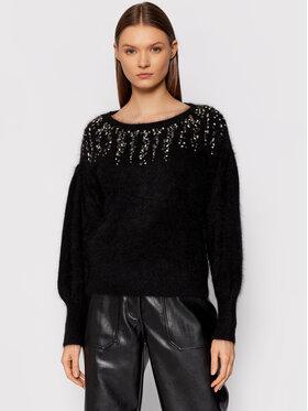 Liu Jo Liu Jo Sweater CF1170 MA97L Fekete Regular Fit