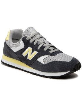 New Balance New Balance Sneakersy WL393VS1 Šedá