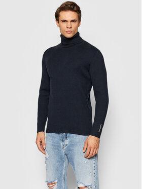 Calvin Klein Jeans Calvin Klein Jeans Golf J30J318815 Granatowy Slim Fit