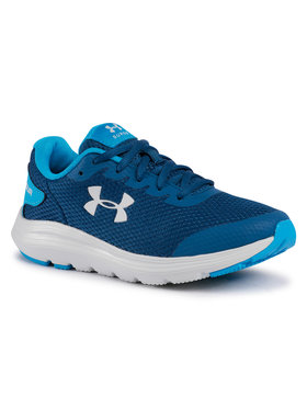 Under Armour Under Armour Chaussures Gs Surge 2 3022870-403 Bleu