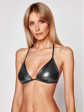 Calvin Klein Swimwear Calvin Klein Swimwear Vrchní část bikin Core Essentials KW0KW01250 Stříbrná