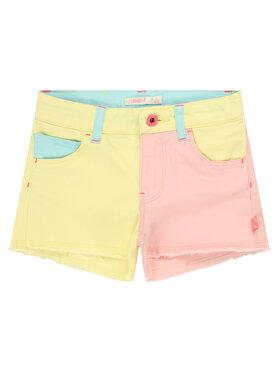 Billieblush Billieblush Pantalon scurți din material U14362 Colorat Regular Fit