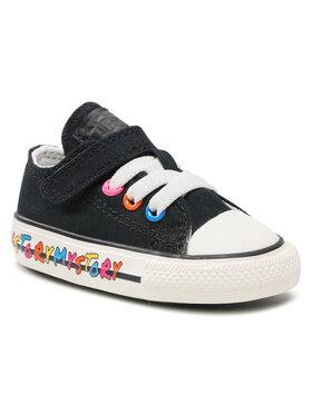 Converse Converse Sneakers aus Stoff Ctas IV Ox 770409C Schwarz