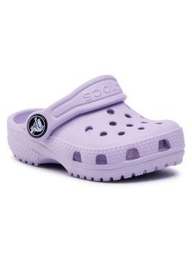 Crocs Crocs Šľapky Classic Clog K 204536 Fialová