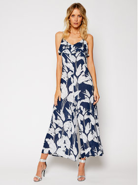 Roxy Roxy Ολόσωμη φόρμα Sweety Smile Strappy ERJX603187 Σκούρο μπλε Long Lenght Fit