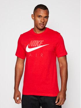 Nike Nike Тишърт CU7324 Червен Classic Fit