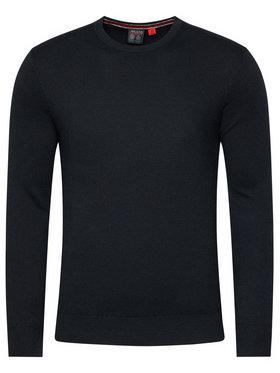 Musto Musto Sveter Portofino 82052 Čierna Regular Fit