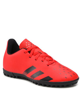 adidas adidas Обувки Predator Freak .4 Tf J Червен