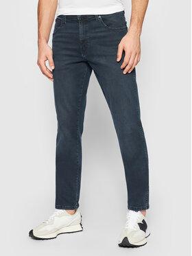 Wrangler Wrangler Jeans Texas W12SLT364 Blu scuro Slim Fit