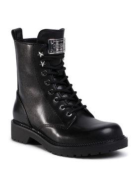 Guess Guess Ορειβατικά παπούτσια Talisi2 FL7TS2 LEA10 Μαύρο