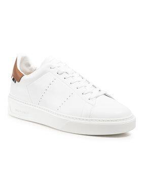 Woolrich Woolrich Sneakersy WFM211.020.2020 Biela