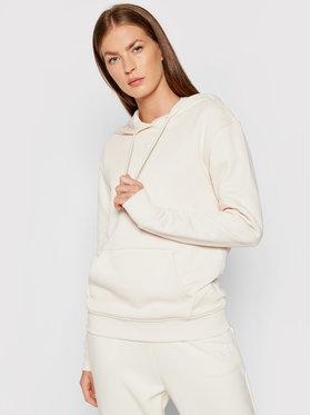 adidas adidas Felpa adicolor Essentials H06618 Bianco Regular Fit