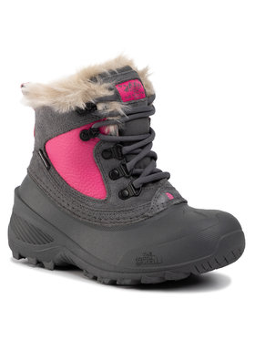 The North Face The North Face Śniegowce Youth Shellista Extreme T92T5VH7D Szary