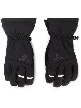 Salomon Salomon Lyžařské rukavice Propeller Dry M C11821 30 M0 Černá