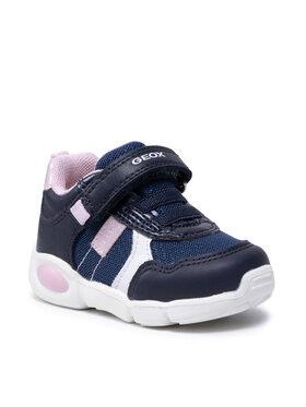 Geox Geox Sneakersy B Pillow G. C B154FC 085GN C0694 Tmavomodrá
